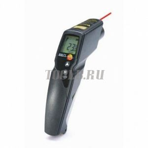 testo 830-T1 - инфракрасный термометр с лазерным целеуказателем