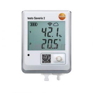 esto Saveris 2-H2 - WiFi-логгер данных с дисплеем и подключаемым внешним зондом