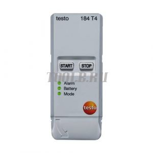 testo 184 T4 - логгер данных температуры