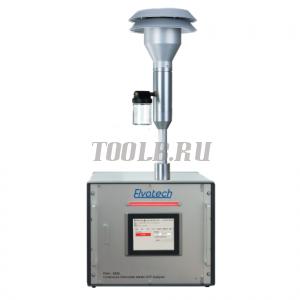 ElvaX PmX - непрерывный элементный анализатор тяжелых металлов в окружающем воздухе