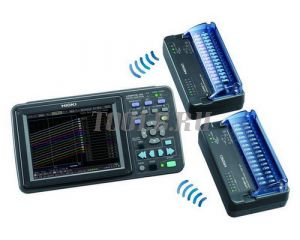 HIOKI LR8410-20 - многоканальный регистратор с беспроводным базовым блоком