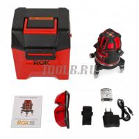 RGK UL-62 - лазерный нивелир - купить в интернет-магазине www.toolb.ru цена, обзор, отзывы, фото, характеристики, тест, поверка, официальный, сайт, производитель, заказ, онлайн, Москва