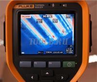 Fluke Ti200 - тепловизор - купить в интернет-магазине www.toolb.ru цена, обзор, отзывы, фото, характеристики, тест, поверка, официальный, сайт, производитель, заказ, онлайн, Москва