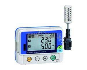 HIOKI LR5001 - регистратор температуры и влажности