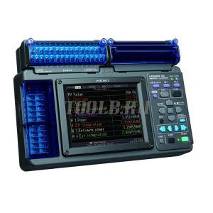 HIOKI LR8400 - ваттметры универсальные для солнечных панелей (PV Power)