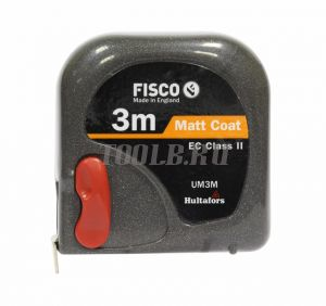 FISCO UM3M (3 м) - рулетка с поверкой